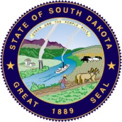 Seal of South Dakota