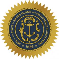 Seal of Rhode Island