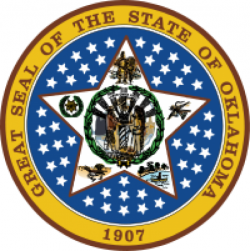 Seal of Oklahoma