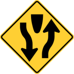 Divided Road