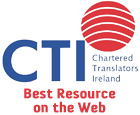 Chartered Translators Ireland - Best Resource on the Web